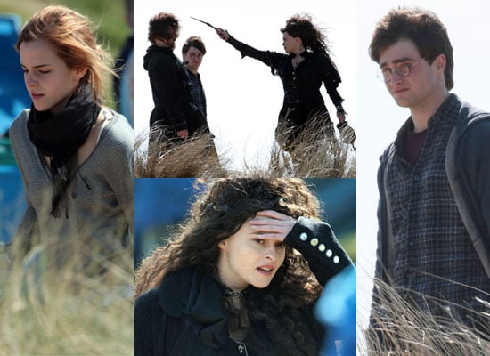12/5/2009 Harry Potter Filming