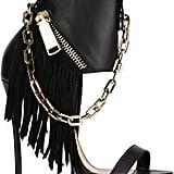 DSQUARED2 Fringed Sandals ($1,500)