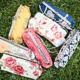Floral-Printed Purses