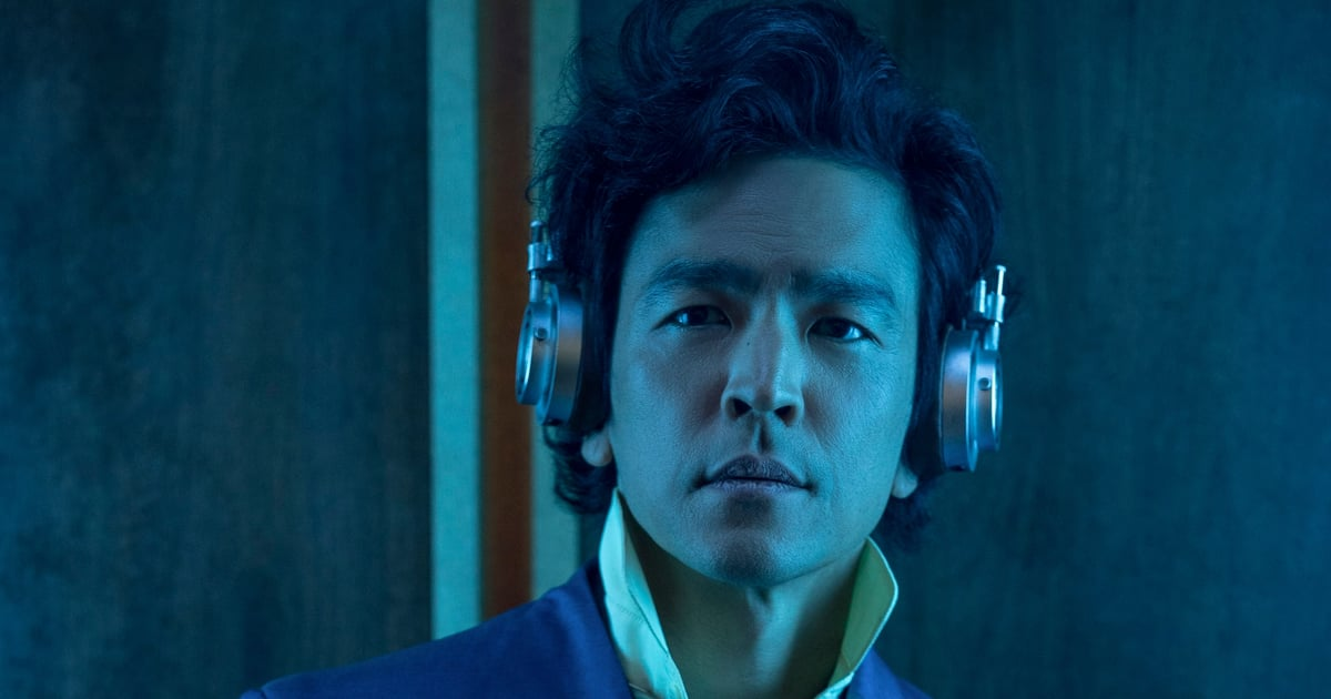 John Cho Transforms Into Spike Spiegel For Netflix's Live-Action Cowboy Bebop Series.jpg