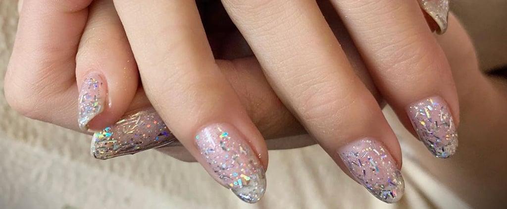 Selena Gomez's Glitter Nail Polish For Rare Music Video