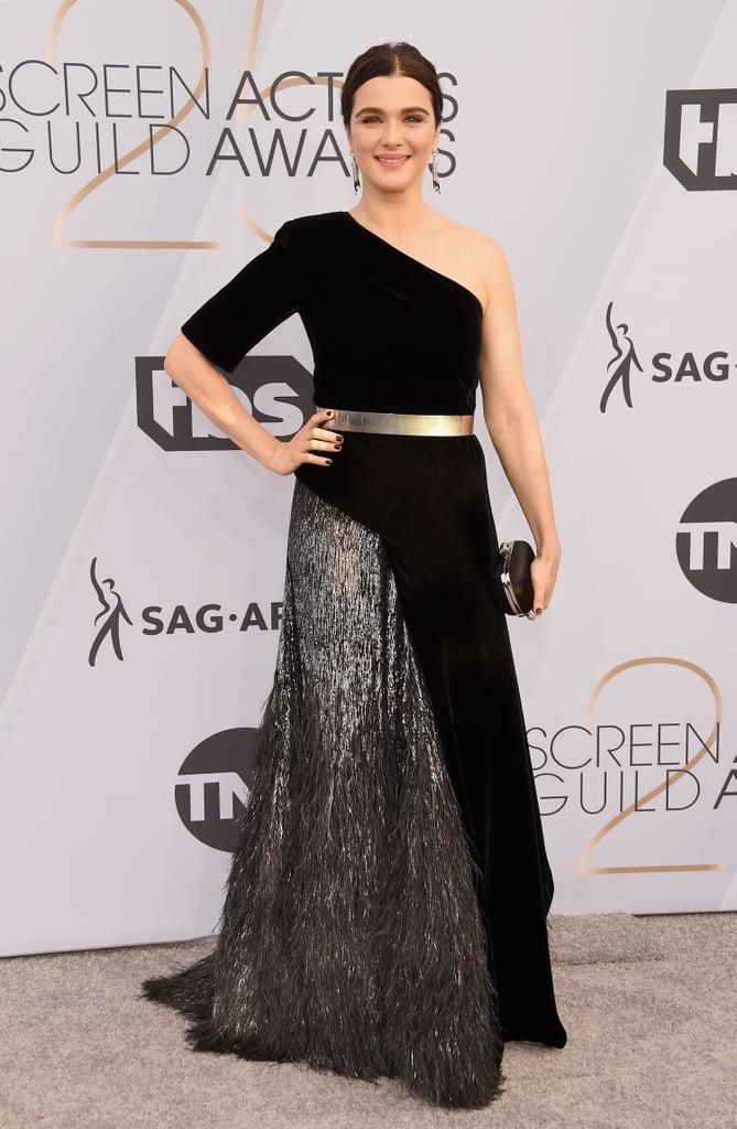 Rachel Weisz at the 2019 SAG Awards