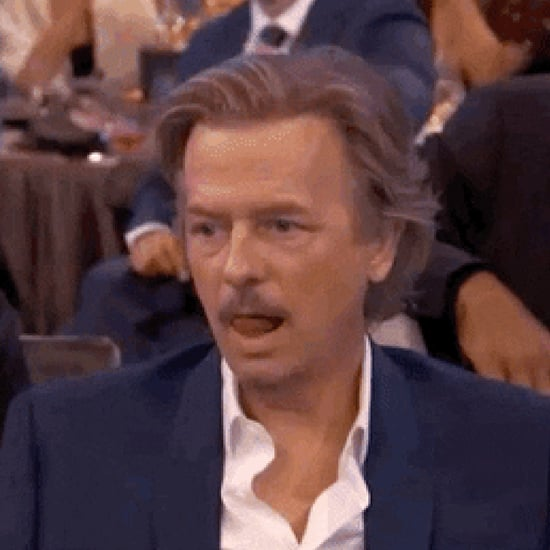 David Spade Became a Meme at the 2019 People's Choice Awards
