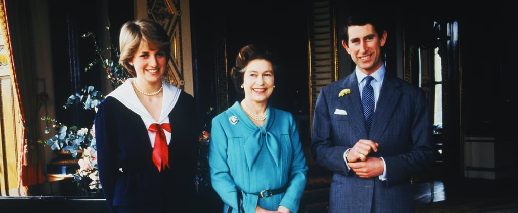 Pictures of Princess Diana With Queen Elizabeth