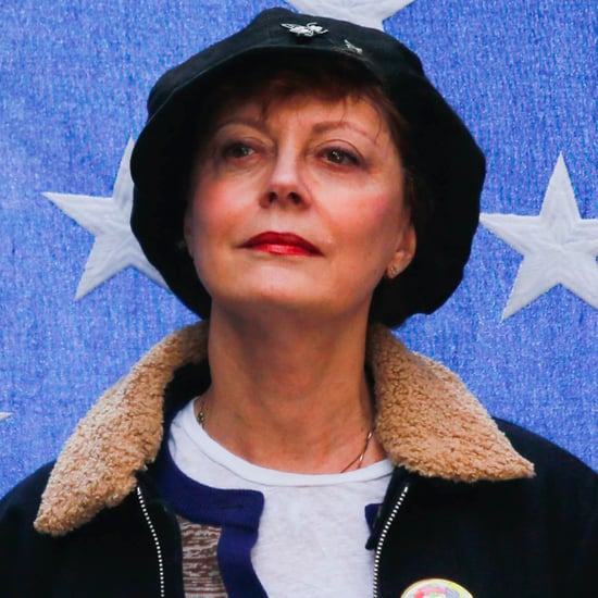 Susan Sarandon Defends Bernie Sanders to Debra Messing