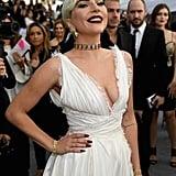 Lady Gaga at the 2019 SAG Awards