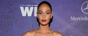 Joan Smalls Reveals Her Secrets to Confidently Wearing Bold Lipstick