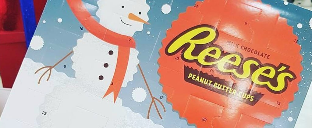Who Can Smuggle This Reese's Advent Calendar From the UK For Us? (Kidding —Kind Of)