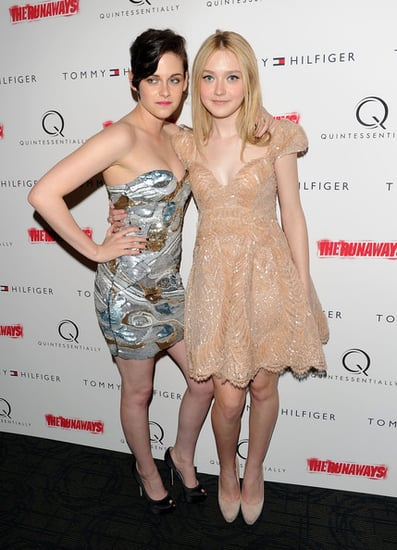 """Premiere Of """"The Runaways"""" - Arrivals"""