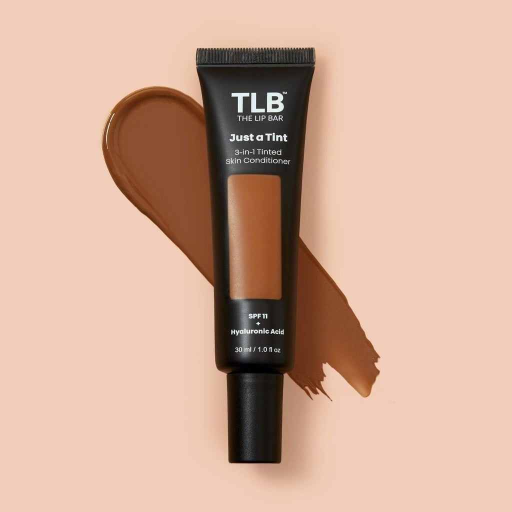The Lip Bar Just a Tint 3-in-1 Tinted Skin Conditioner