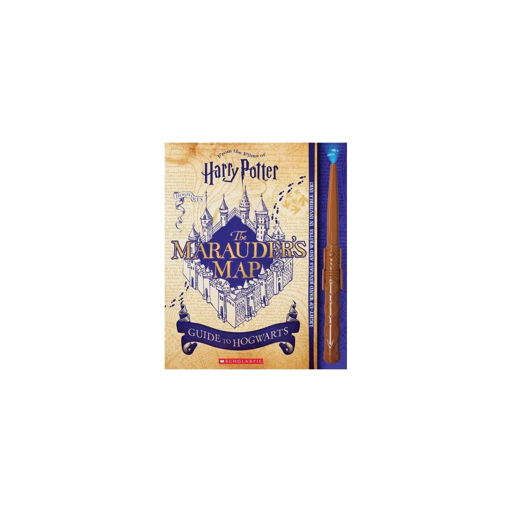Marauder's Map Guide to Hogwarts Book