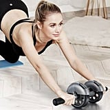 Home Fitness 2020 Upgraded Abdominal Roller Wheel