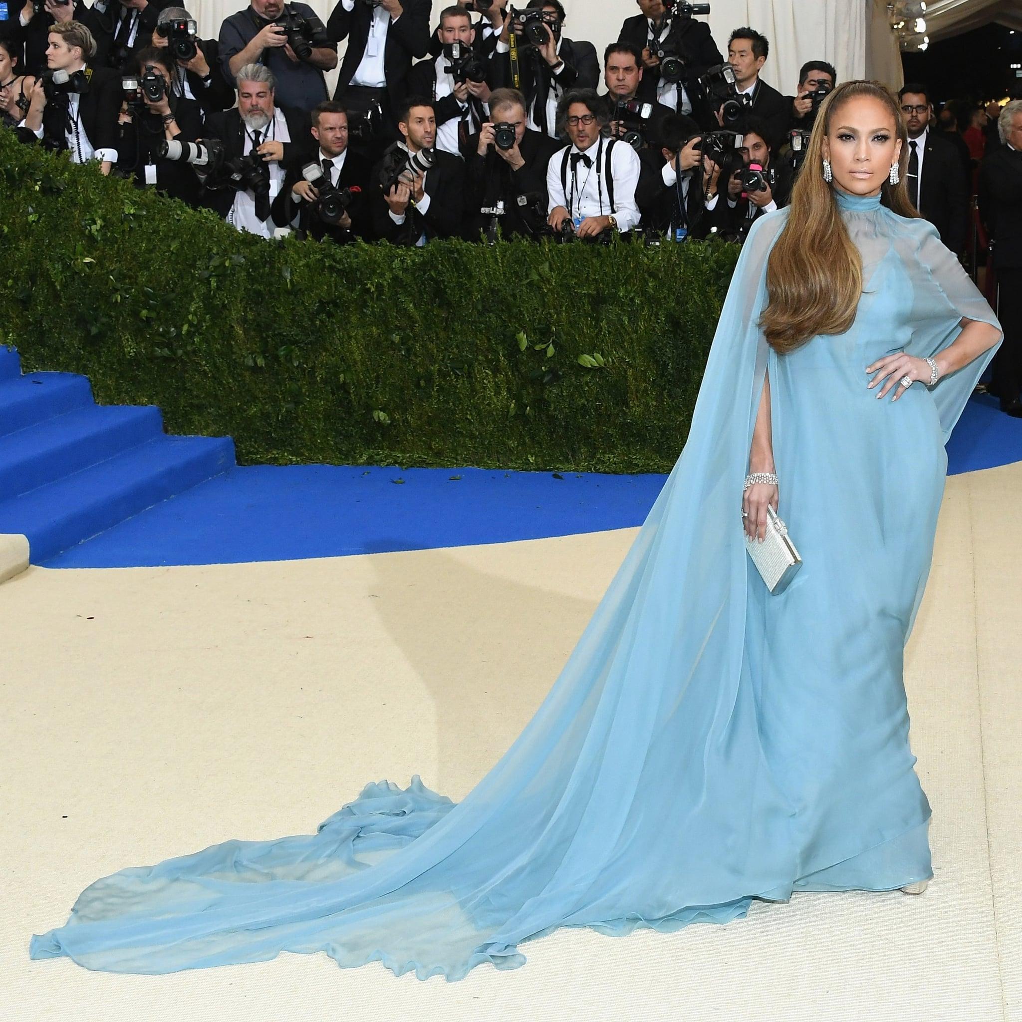 Jennifer Lopez Valentino Met Gala Dress 2017   POPSUGAR Latina