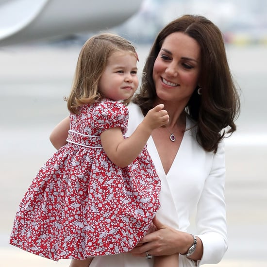 Kate Middleton's Nickname For Princess Charlotte