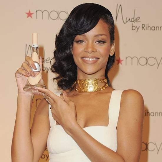 Rihanna's Nude Perfume Interview