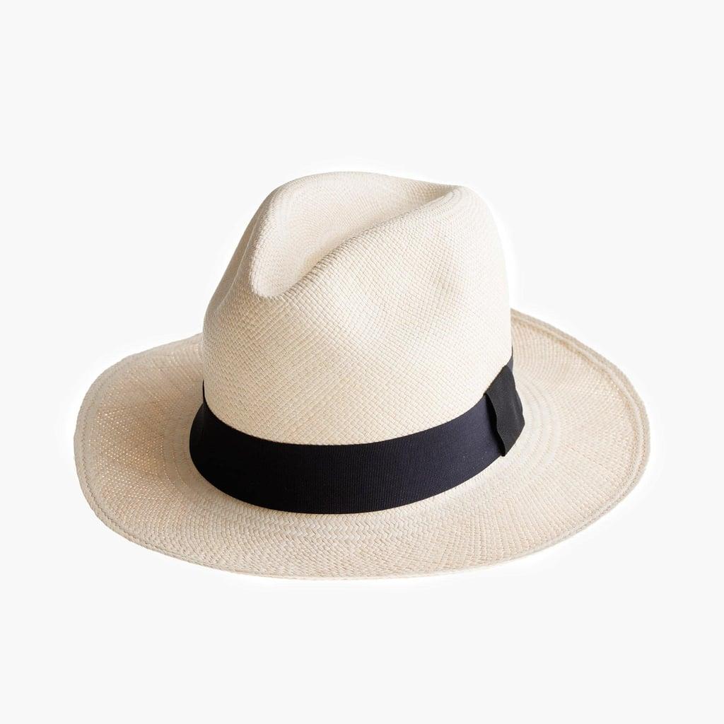 305ddfa2 J.Crew Panama Hat | Meghan Markle's Favorite Fashion Brands ...