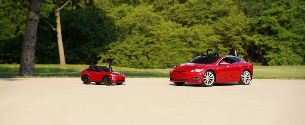 Radio Flyer and Tesla's My First Model Y Ride-On For Kids