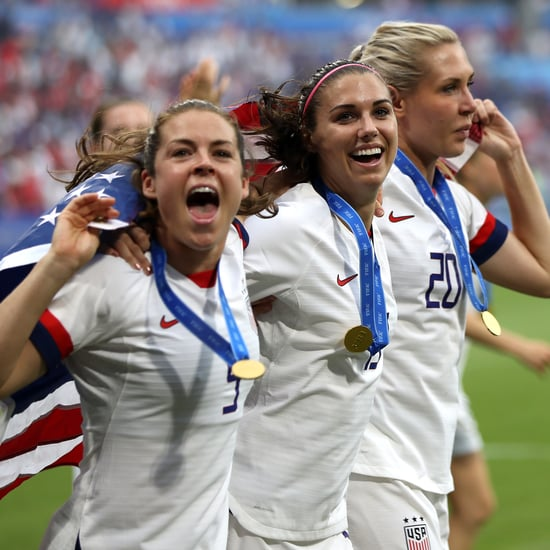 Alex Morgan, on Maternity Leave, Hypes Up USWNT on Twitter