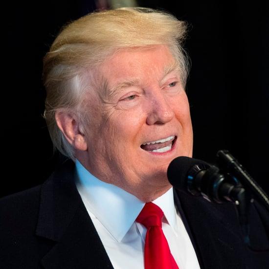 Donald Trump Responds to Bomb Threats Against Jewish Centers