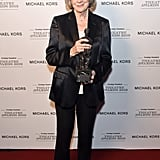 Dame Maggie Smith at the 65th Evening Standard Theatre Awards