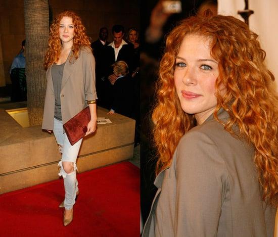 Celebrity Style: Rachelle LeFevre
