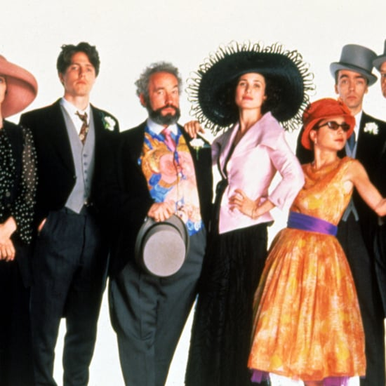 Four Weddings and a Funeral Red Nose Day Special Photos