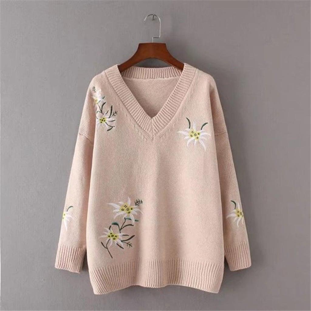 Hemlock Knitted Cotton Sweater