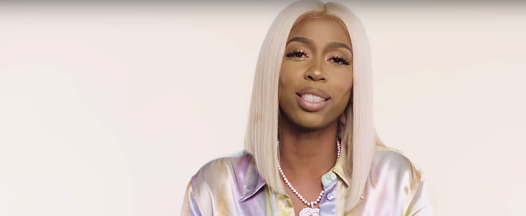 Kash Doll Sings Aaliyah in Song Association Video