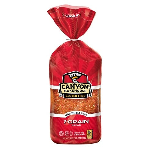 Canyon Bakehouse 7-Grain Bread