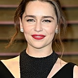Emilia Clarke at Vanity Fair Party
