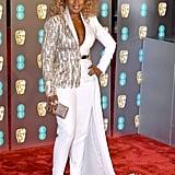 Mary J. Blige at the 2019 BAFTA Awards
