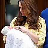 The Sweet Glance: Princess Charlotte