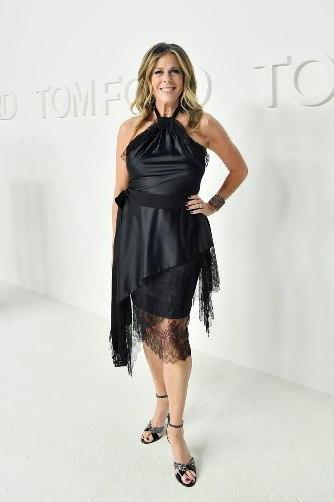 Rita Wilson at the Tom Ford Fall 2020 Show