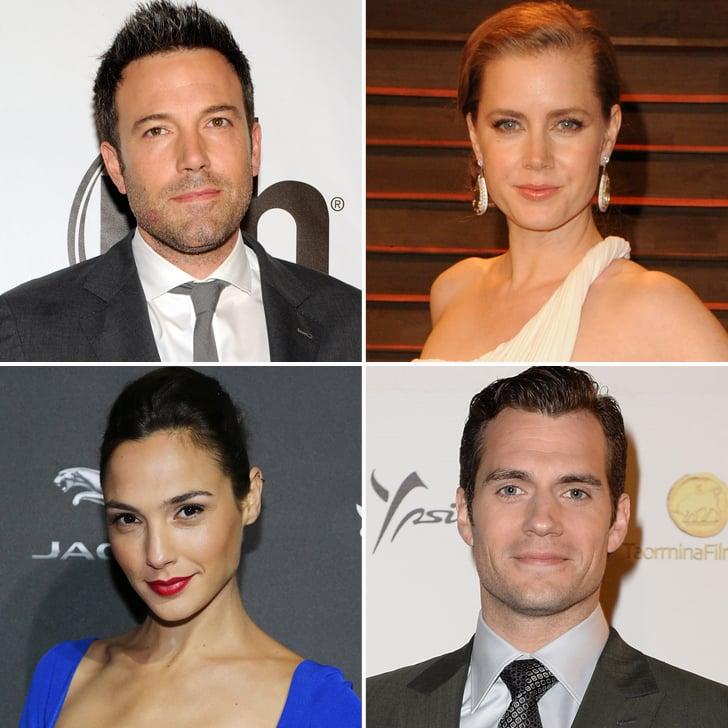 Batman V Superman: Dawn of Justice Cast