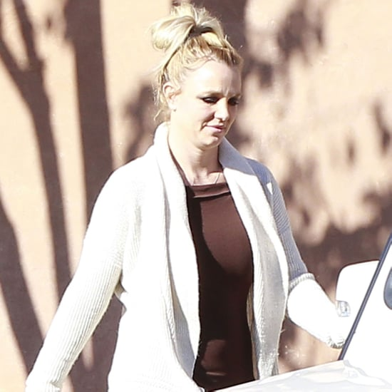 Britney Spears in LA as X Factor Rumors Swirl | Pictures
