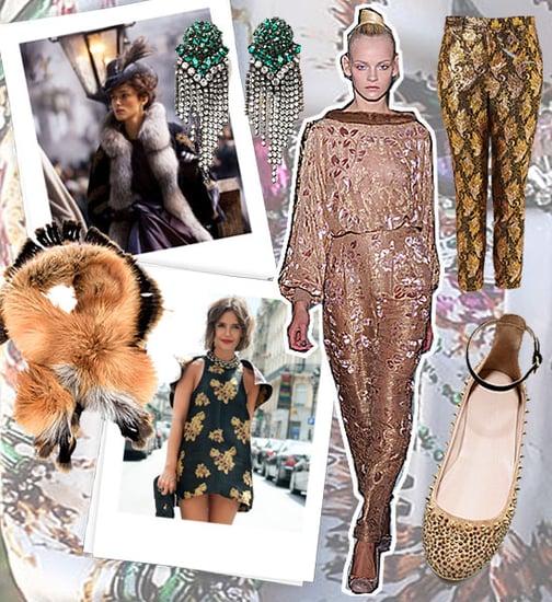 Anna Karenina Inspired Style | Fall 2012