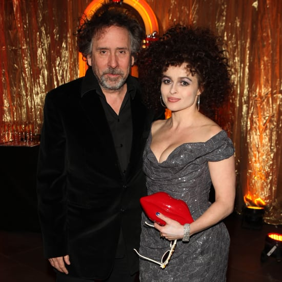 Tim Burton and Helena Bonham Carter Split After 13 Years