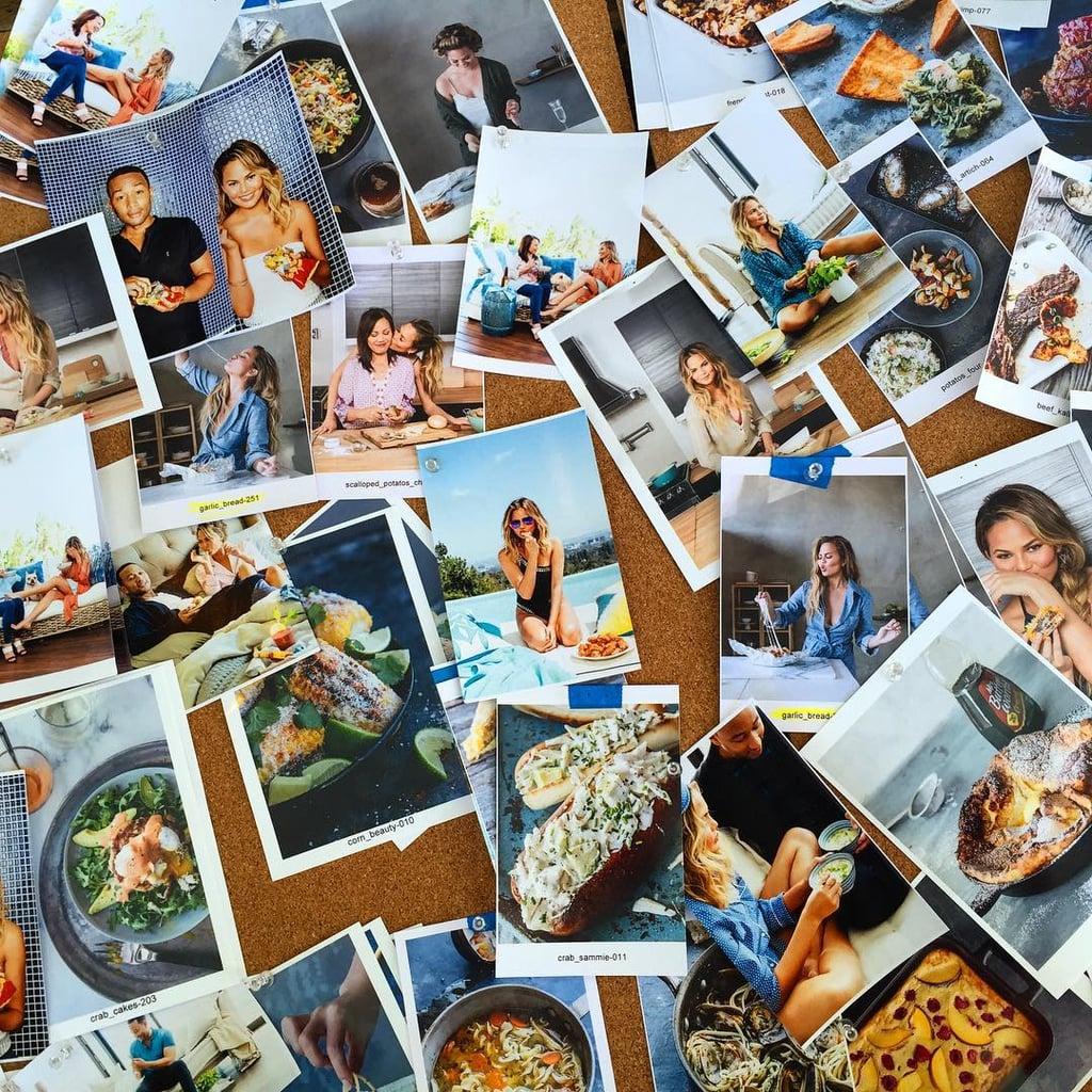 Chrissy Teigen's New Cookbook Photos