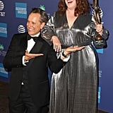 When He Was Amazed How an Award Could Make Melissa Grow So Tall