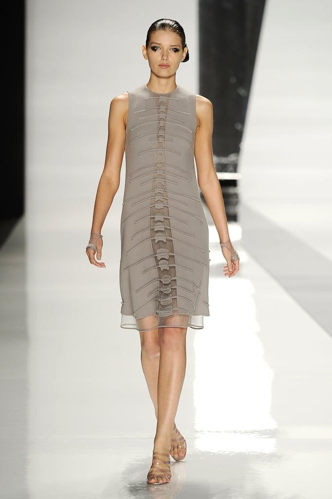 New York Fashion Week: Chado Ralph Rucci Spring 2010