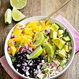 Mango, Avocado, and Black Bean Salad