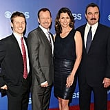 Will Estes, Donnie Wahlberg, Bridget Moynahan, Tom Selleck