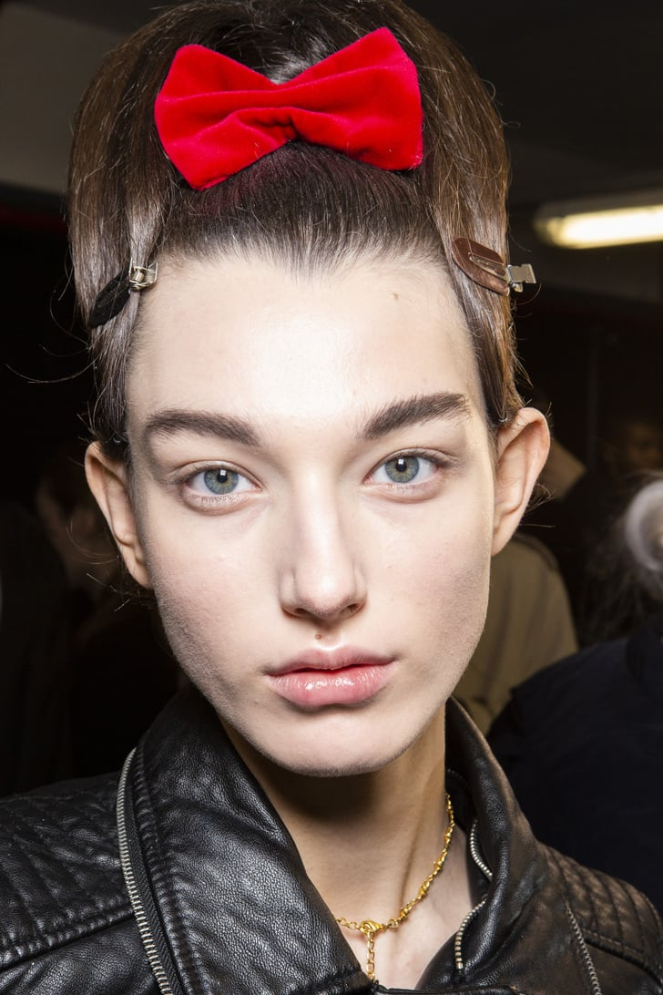 Autumn Hair Accessory Trend: Hair Bows   The Most Stylish ...