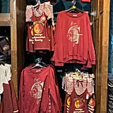 Gryffindor Clothing, PJs, and Hats