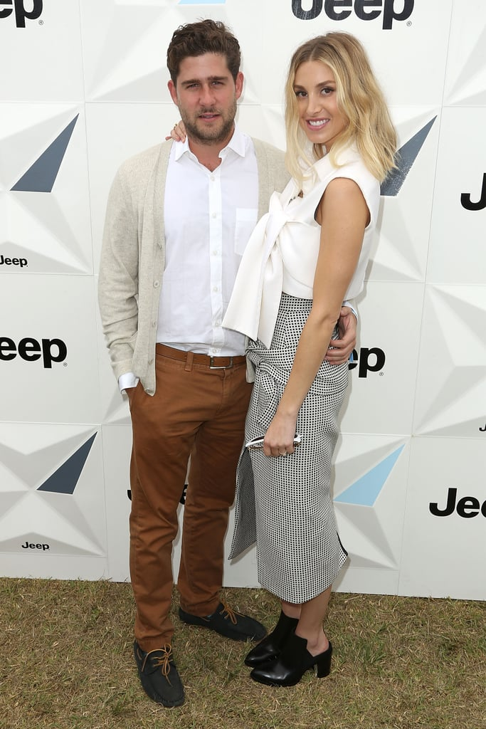 Australian Celebrities And Whitney Port At Jeep Portsea