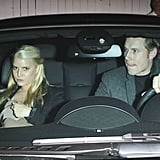 Jessica Simpson Takes Her Fiancé's Perfect Tush to Dinner
