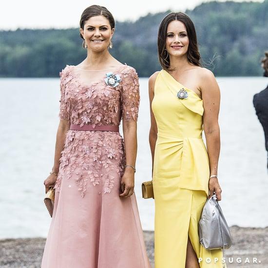 Princess Victoria's Wedding Guest Dress June 2018