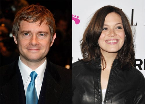 Cute Movie Duo: Mandy Moore and the UK Office's Tim