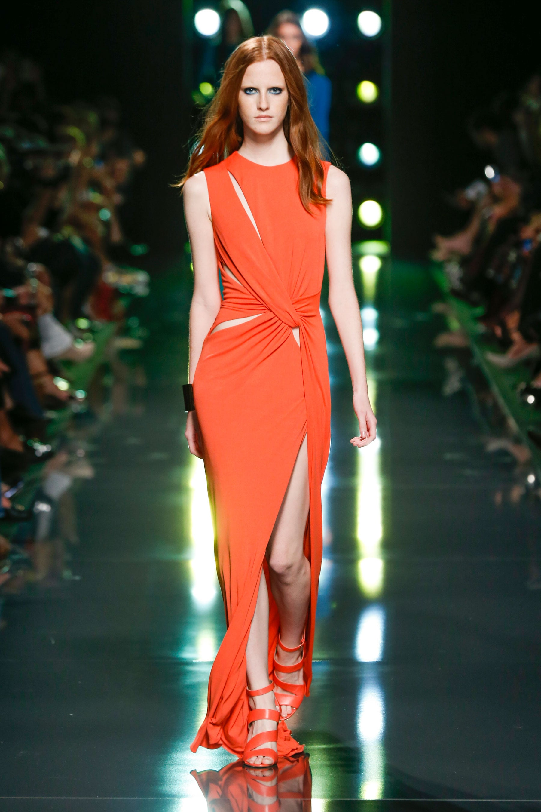 Elie Saab Spring 2015 | Behold, the Most Gorgeous Gowns of Fashion Week |  POPSUGAR Fashion Photo 18
