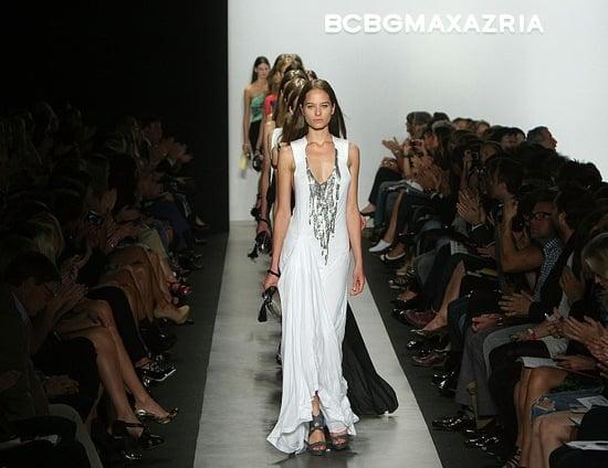 Photos of BCBG 2010 Spring New York Fashion Week Show 2009-09-10 14:00:08